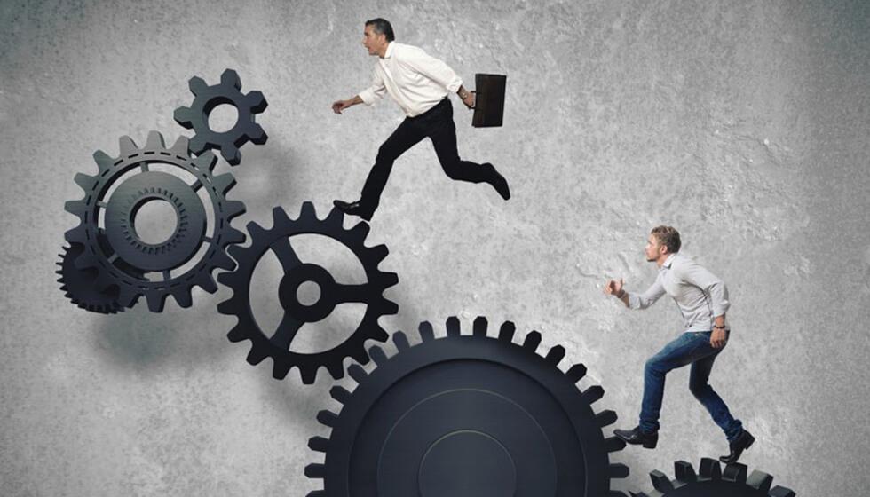 سیستم سازی فرآیندهای سازمان