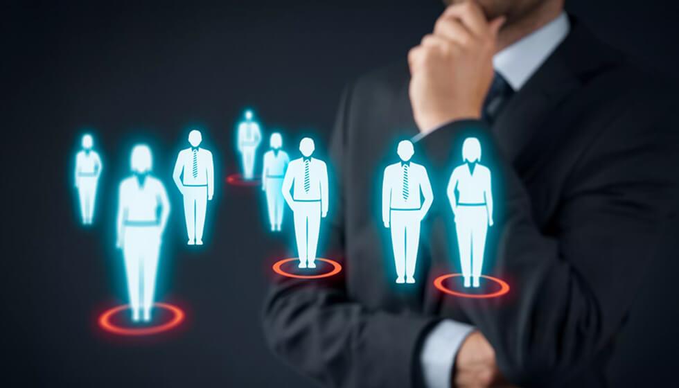 مدیریت منابع انسانی hrm