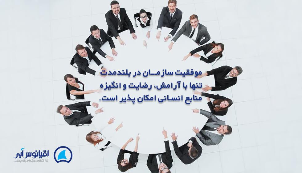 مدیریت منابع انسانی چیست؟
