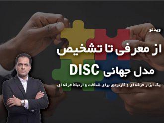 از معرفی تا تشخیص مدل جهانی DISC