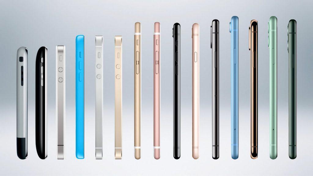 چرخه عمر محصولات اپل