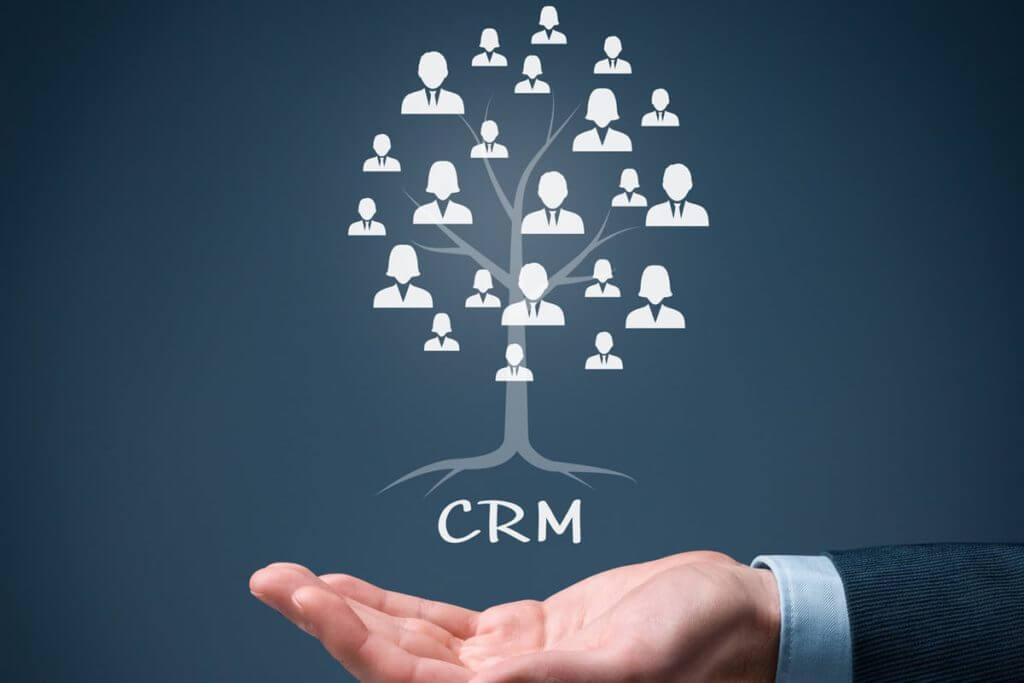 مثال های crm