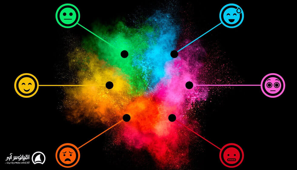 انتخاب رنگ سازمانی کسب و کار