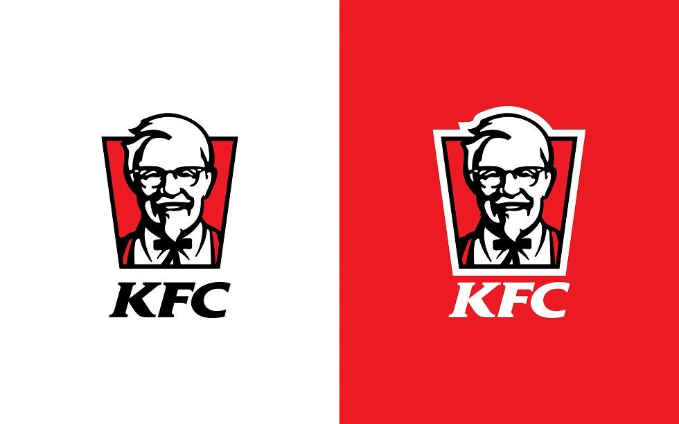 لوگو در کسب و کار kfc